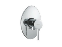 Milano Single Lever Exposed Shower Valve (Cold Water Only)