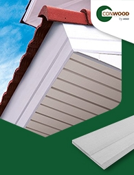 CONWOOD Eave 2in1