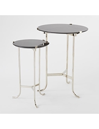 Set of 2 side table