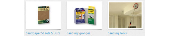 Sandpaper & Abrasives